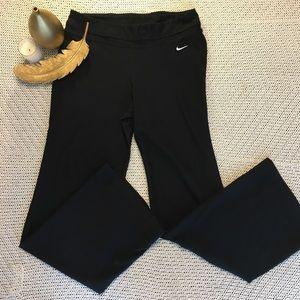 Nike Yoga Pants Black Medium